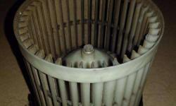 AC FAN & MOTOR ASSEMBLY, in good working condition of