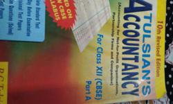 Tulsian's accountancy book for reference. Part A and