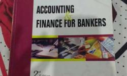 Accounting Finance For Bankers Book