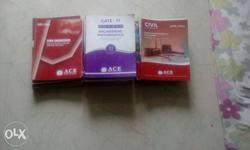 ace study material with question booklets gate 2017