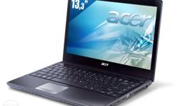 Acer Aspire laptop 2 GB Ram 300 GB Hard Disk Very good