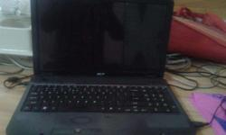acer laptop good condition 4 gb ram 320 gb hard disk