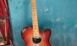 Acoustic guitar in good condition