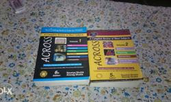 across vol. 1 6th edition and across vol. 2 5th