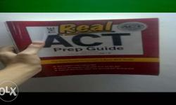 Act test book