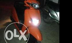 Activa 2013 end single owner brand new look Excellent