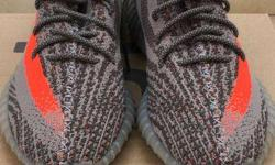 Brand New unused adidas Yeezy Boost 350 V2 with bill,