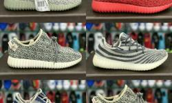 Adidas yezzy I don't sell used products the courier