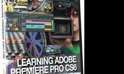 Adobe Premiere Pro CS6 complete Video Tutorial DVDs by