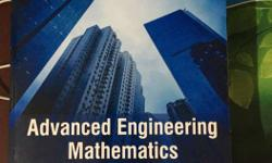 Advanced Engineering Mathematics by Erwin kreysig for