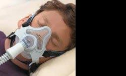 Continuous positive airway pressure (CPAP) is a device