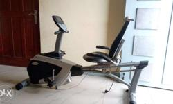AFTON Cycling Machine in very good condition ,Hardly