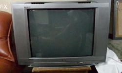 Akai brand large 25 inch tv with excellent picture