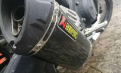 AKRAPOVIC 1st Copy Performance Exhaust for Sale !!!