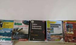 all 4 years BE Civil Engineering books ...