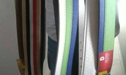 All casual formal new belts available ping for more