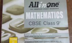 All In One Mathematics CBSE Class 9 Book