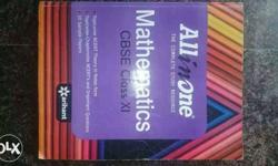 All in one mathematics for plus one CBSE students NCERT