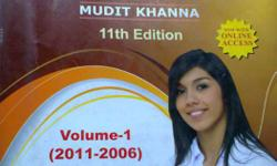 All India PGMEE by Mudit Khanna- 11th edition--