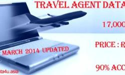 All India Travel Agent Database Price : Rs. 2000