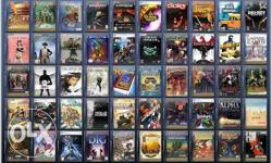 all pc game available in Minjur and Ponneri new and old