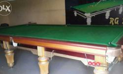 we have every kind of snooker table (banglori slate