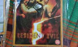 Resident Evil Game Case For Windows