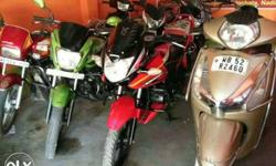 All type bike and car good condition and papers ok