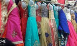 all type of readymade dress for children and Leadies