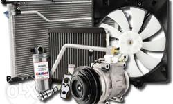 all types car ac parts available here