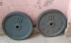 all types of dumbell & plate available