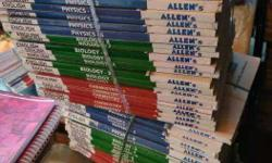 Buy Allen coaching institute books at a low price as