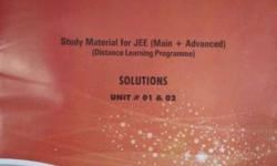 Allen complete study package for jee of year 2016-2017