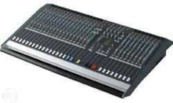 Want to sell my PA 28 Analog Console, bcoz i want to