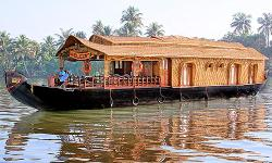 Alleppey Houseboats The Houseboats ofKerala are a new
