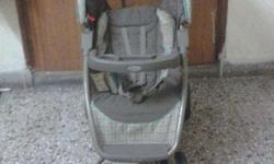 baby pram in a very good condition. has been used very