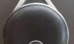 Portable wireless bluetooth speaker: small and
