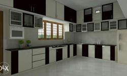 Aluminum modular kitchen..call free estimate and