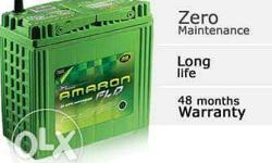 Amaron make battery for car at wholesale prices