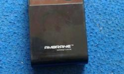 I want to sell my Ambrane power bank don't send