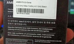 AMD FX 9590 black edition gaming Processor... AM3+