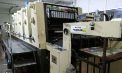 AN OFFSET PRINTING PRESS For exchange/Sale.. with all