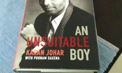 An unsuitable boy karan johar hardcover only for 499