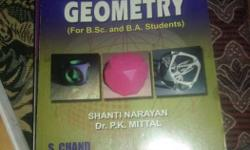 Analytical Solid Geometry Book