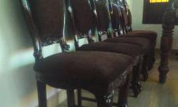 My Antique furniture collection is selling out
