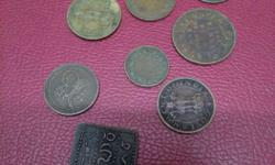 Antique Pre Independent Coins at best price plz don't