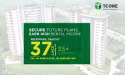 Earn High Rental Income. Invest in TC One Skywalk at NH