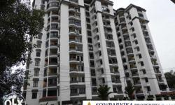 Apartment near Ganapathi Kovil Edappally is for sale.