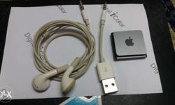 Apple mp3 iPod 2016 model with original charger and