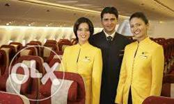 An International Airline is looking for candidates